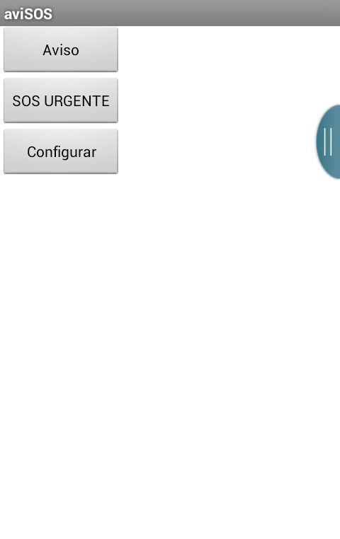 aviSOS - screenshot