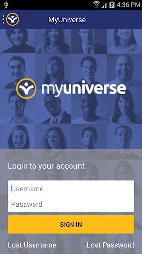 MyUniverse by Connectik