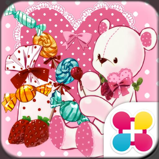 甜蜜泰迪 for[+]HOME 個人化 App LOGO-APP試玩