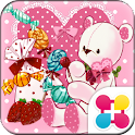 Sweet Teddy Wallpaper icon