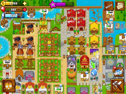 Bloons Monkey City 1.11.4 screenshots 6