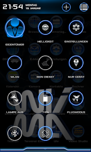CM 11 WiiMa NBC Theme- screenshot thumbnail
