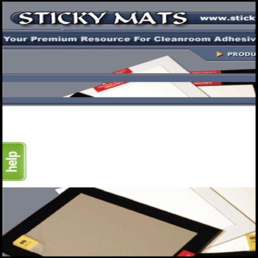 Sticky Mats LOGO-APP點子