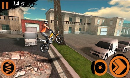 Trial Xtreme 2 Racing Sport 3D Screenshot 1