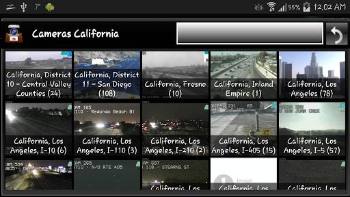 California Cameras - Traffic  screenshots 6