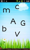 Screenshot of Learn the Alphabet (ABCs)