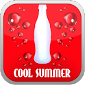 Cool Summer GO Launcher Theme logo