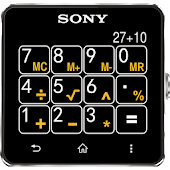 Calculator for SmartWatch