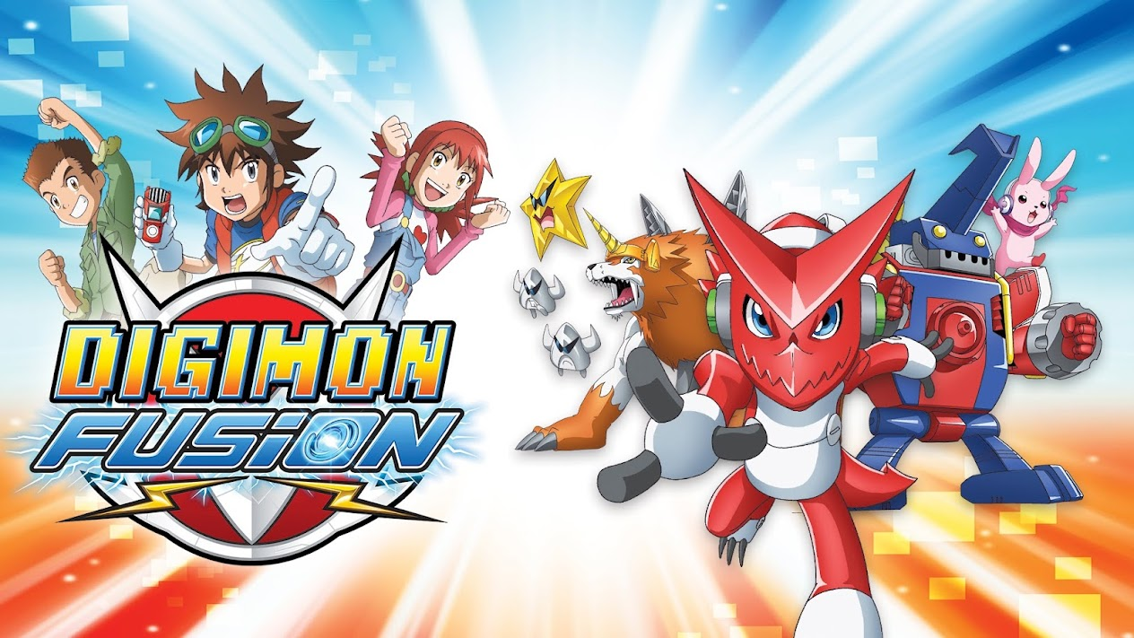 Digimon Fusion Movies Amp Tv On Google Play