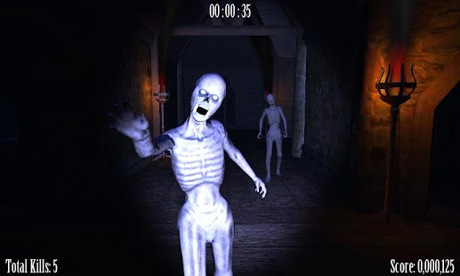 Zombonic Zombies Lite - screenshot thumbnail