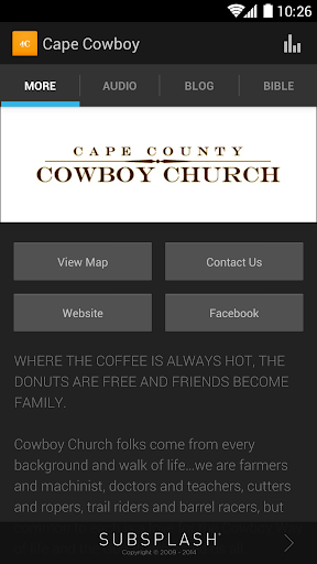 Cape County Cowboy Church