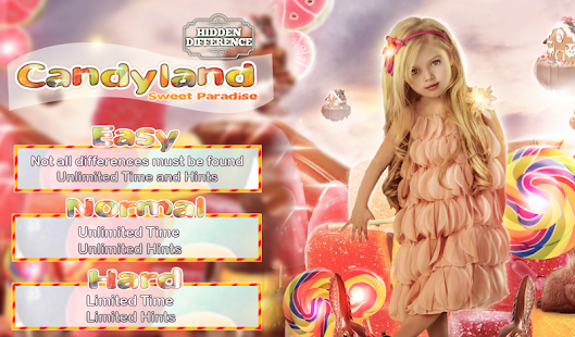 Hidden Difference - Candyland- screenshot thumbnail