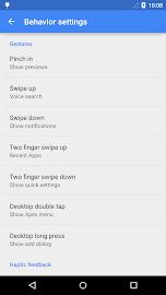Apex Launcher Pro Screenshot 7