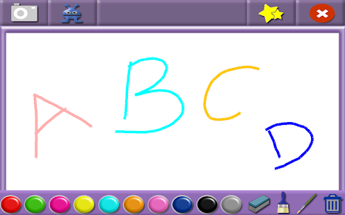 Kids Whiteboard Free- screenshot thumbnail