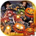 Halloween Anime Live Wallpaper icon