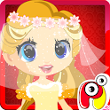 Princess Bride Dress Up Salon icon