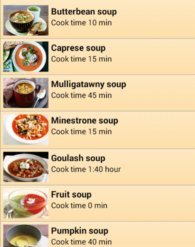 We Love Soup Recipes