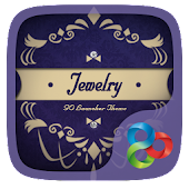 Jewelry GO Launcher Theme