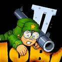 Mobi Army II Online logo