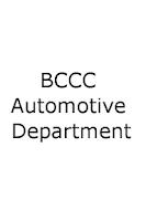 Screenshot of BCCC Automotive
