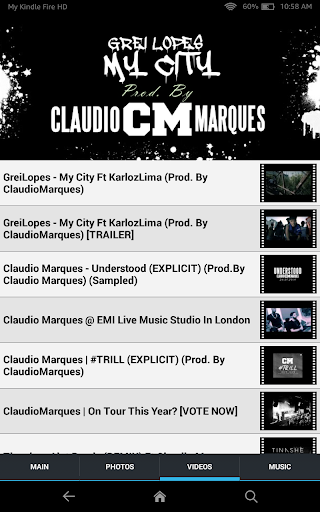【免費音樂App】ClaudioMarques-APP點子