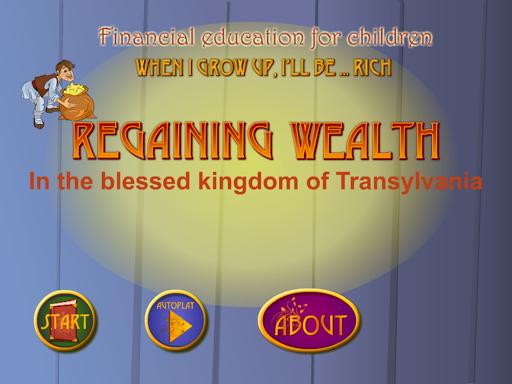 Regaining Wealth