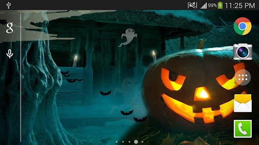 Halloween Live Wallpaper PRO v1.0.2