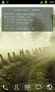 Timetable - screenshot thumbnail