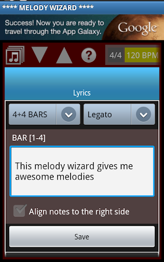 Melody Wizard free