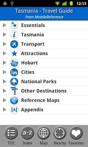 Tasmania Australia - Guide