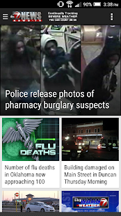 7 News – Lawton, OK- screenshot thumbnail