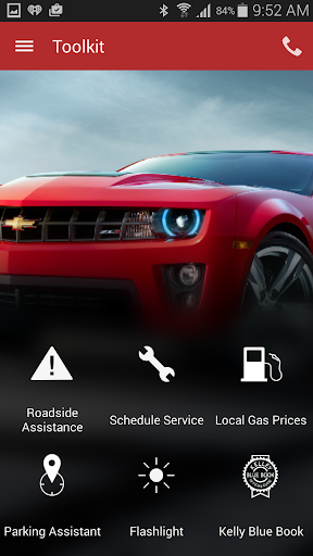 Century 3 Chevrolet DealerApp