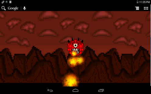 Retro Game Monsters Wallpaper- screenshot thumbnail