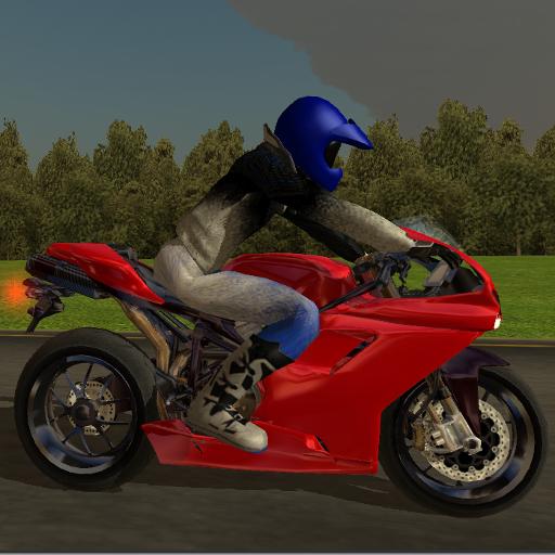 Super Motorbike LOGO-APP點子