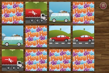 Car Memo Match for Kids FREE- screenshot thumbnail