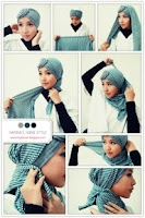 Screenshot of Hijab Picture Tutorial