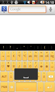 Mello Pro - HD Keyboard Theme - screenshot thumbnail