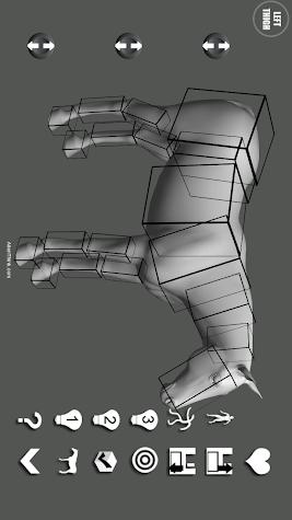 Horse Pose Tool 3D Screenshot
