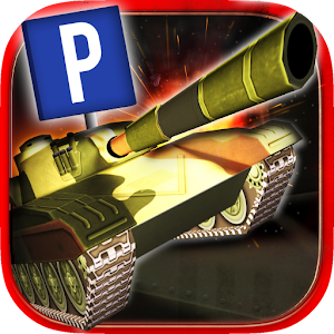 Play 3D Parking Game Army Tanks
