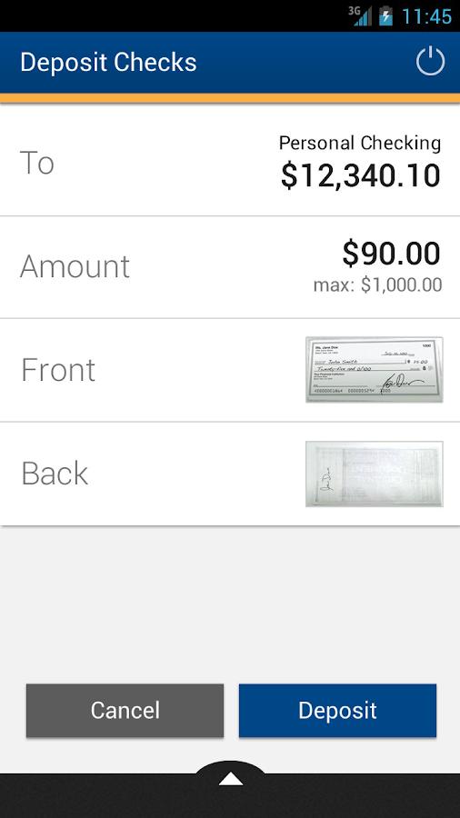 CRCU Mobile Banking - screenshot