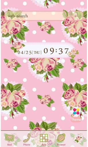 Old Rose Wallpaper Theme 1.3 Windows u7528 2