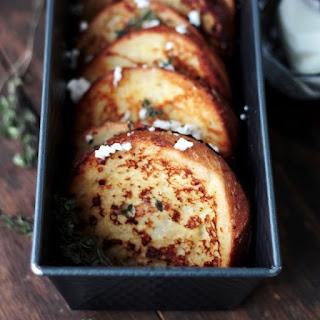 Savory Feta Cheese French Toast.