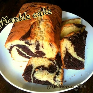 Easy Marble Cake