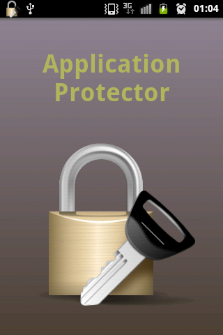 Application Protector Lock