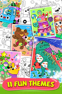Kids Coloring Fun Screenshot Thumbnail