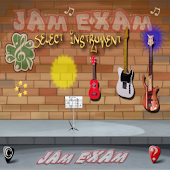 JamExam Guitar, Bass, Ukulele