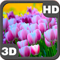 Springtime Tulips Carpet Bloom icon