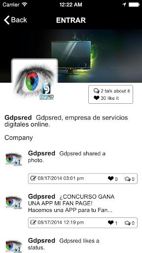玩免費娛樂APP|下載Mi Fan Page GDPSRED app不用錢|硬是要APP