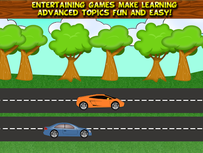 Second Grade Learning Games - screenshot thumbnail