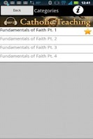 Screenshot of Audio Catholic Teaching
